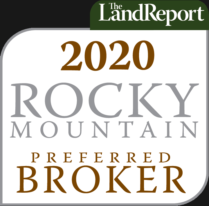 Land Report logo